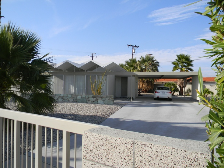 17 best images about mid century modern palm springs on for New mid century modern homes palm springs