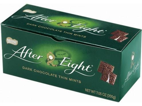 After Eight Dark Chocolate Thin Mints   #england #british #chocolate