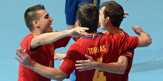 Estas noticias deberían tener más cobertura: España en la final del Mundial de Fútbol Sala por 5ª vez consecutiva.