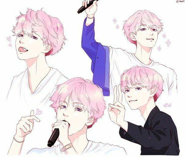 Exo Fanarts Baekhyun Fanart Exo Fan Art Fan Art