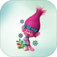 DreamWorks Trolls 3D Animated Stickers by Bare Tree Media Inc