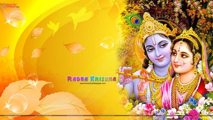 Radha Krishna Wallpaper HD Full Size Download | Radha-Krishna
