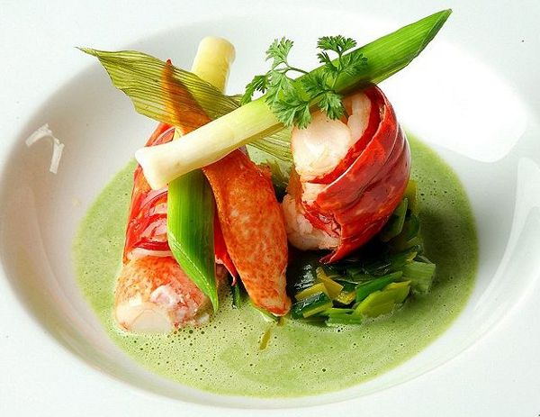 The 25 best ideas about fine dining food on pinterest for French starters vegetarian