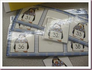 Fabulous set of materials for practicing numbers that come between. You'll find numbers 10-100 here!
