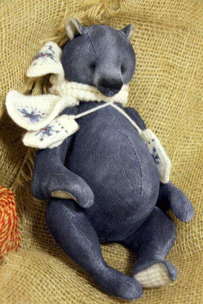 Warm Jeans :) By Natasha Murasha - Bear Pile