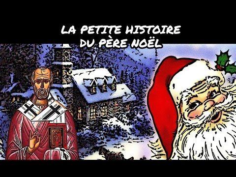 La petite histoire du père Noël - YouTube