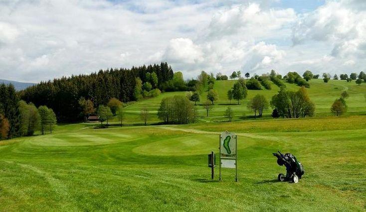 #Golfpark #Boehmerwald im #Dreilaendereck #Oberoesterreich - #Bayern - #Tschechien