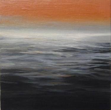 """Saatchi Art Artist Elena César Mata; Painting, """"Sol quieto"""" #art"""