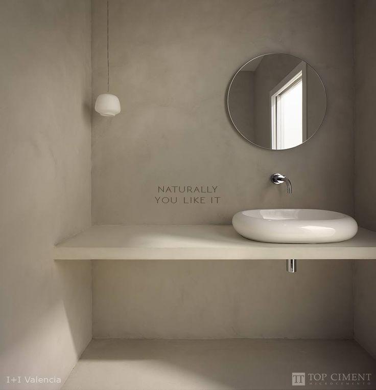Baddesign mit Mikrozement, natürlich auch auf vorhandene Fliesen, sowie fast alle Untergründe möglich.