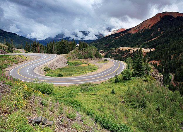 Top 10 Motorcycle Rides in North America : Discovery Channel