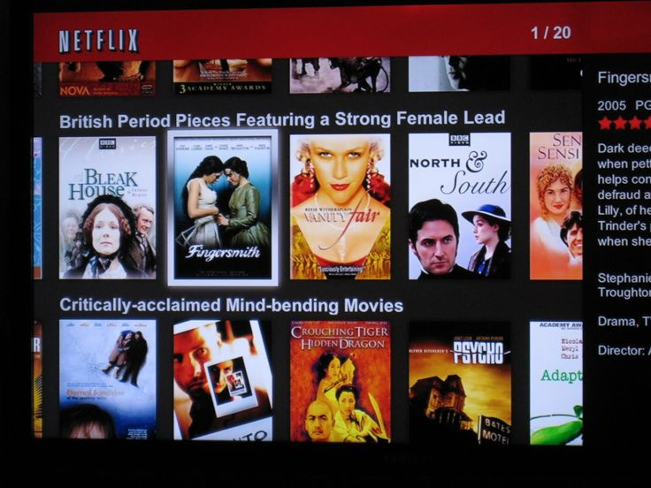 Netflix My Account | ... on R.'s Netflix account? One glance at this screen should explain it