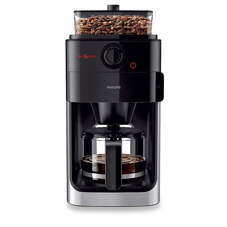Philips Grind & Brew HD7761/00 koffiezetapparaat