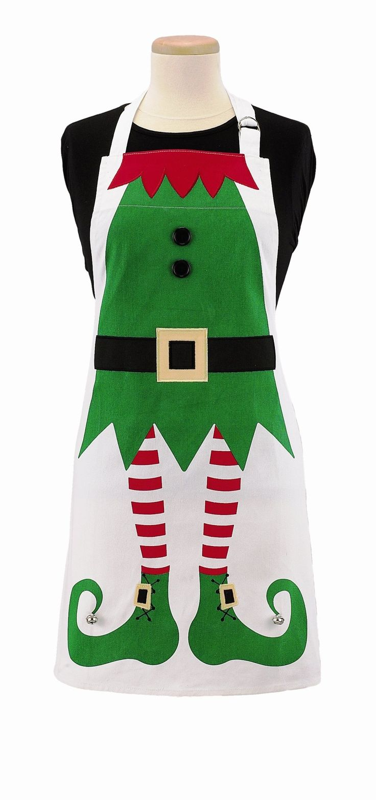 Ritz Adult Elf Apron