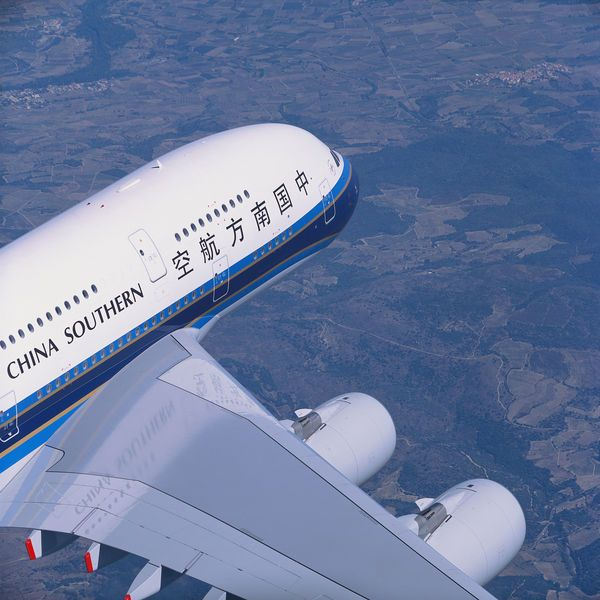Airbus A380: China Southern Airlines the first Chinese carrier...