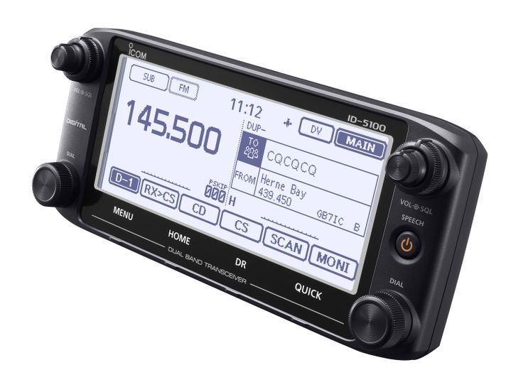 A closer look at the ID-5100 touch screen LCD: http://www.icomuk.co.uk/News_Article/3508/18135/ #icom #dstar #amateurradio