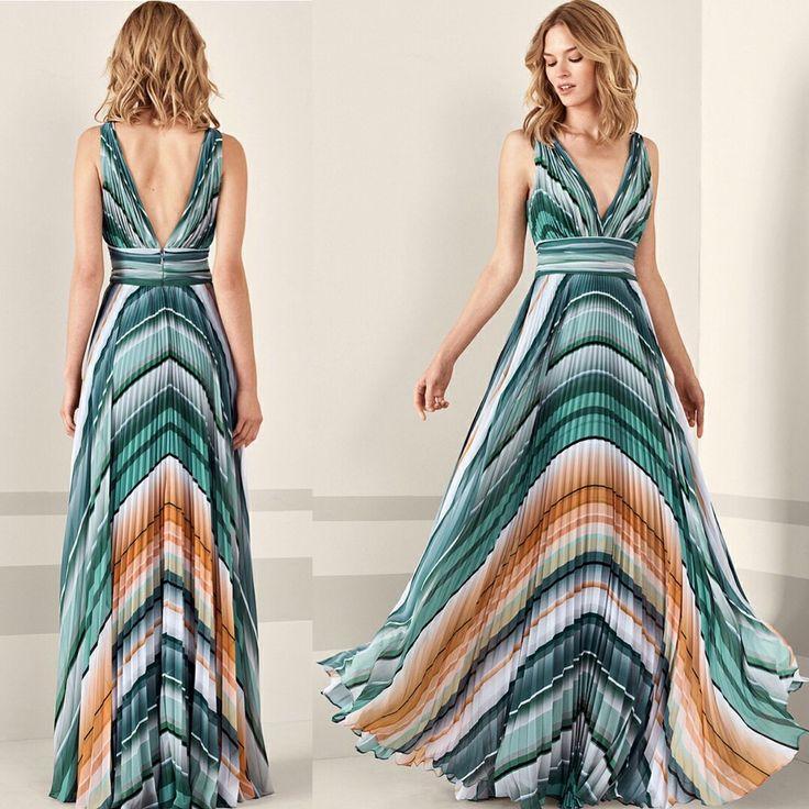 Pin by MH on Dress up | Maxi dress, Boho maxi dress, Fashion