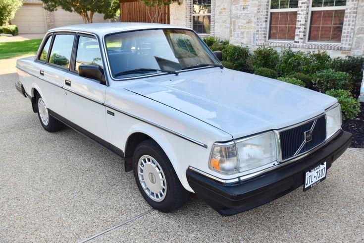 Keine Reserve: 1988 Volvo 240 – Ryan