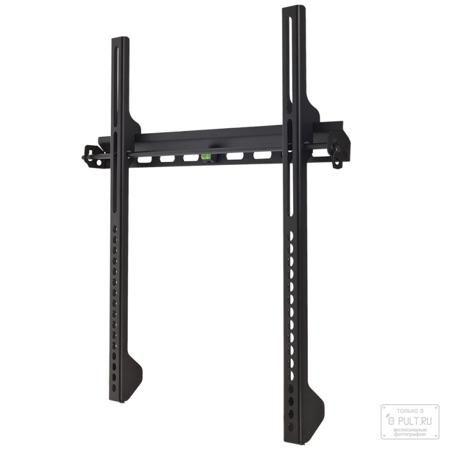 Kromax VEGA-11 черный  — 769 руб. —  Кронштейн Kromax Vega-11, это прочная стальная конструкция, предназначена для телевизоров с размерами диагонали от 32 до 60 дюймов и весом не превышающих 50 кг. Крепление Kromax Vega-11, позволяет повесить телевизор близко к стене, встроенный водный уровень обеспечивает точный монтаж кронштейна на стену. Защита от кражи - металлический стержень и разъём для замка позволят надежно зафиксировать ТВ на кронштейне соответствующим замком (* замок в комплект не…