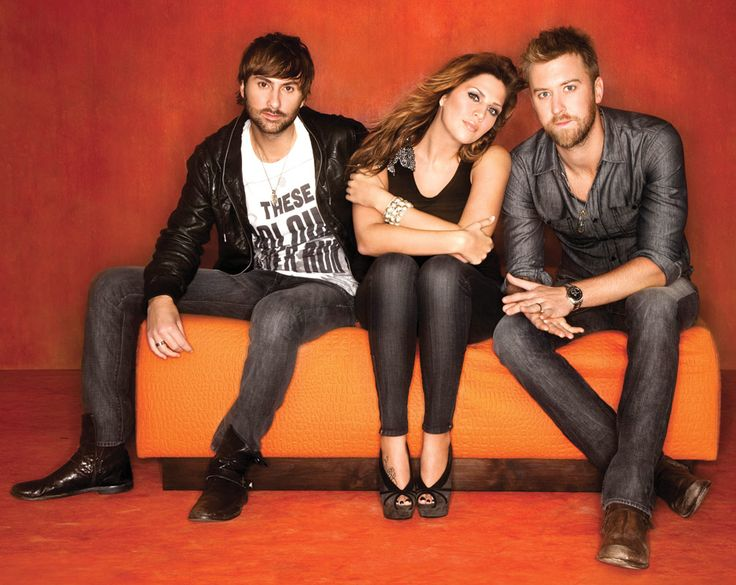 love Lady Antebellum!