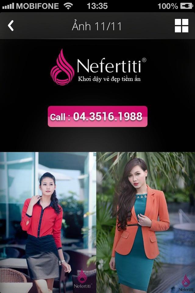 Nefertiti on BaoMoi4