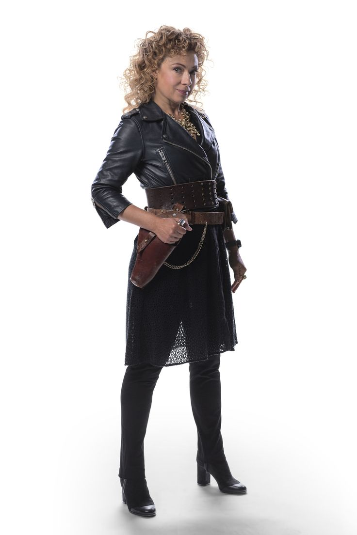 Leather jacket song - The Husbands Of Riversong Doctor Who 2015 Christmas Special Aka Shesback Shesback