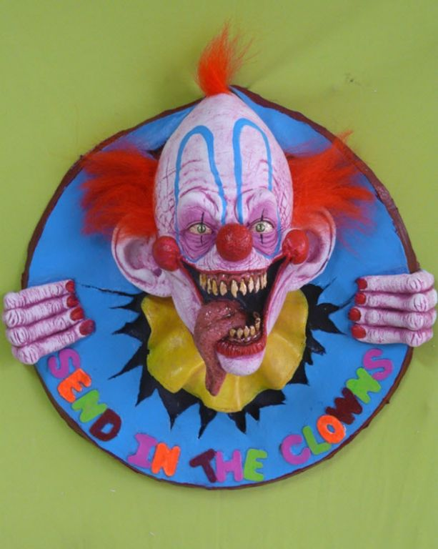 72 best Circus Yes Clowns images on Pinterest | Creepy ...
