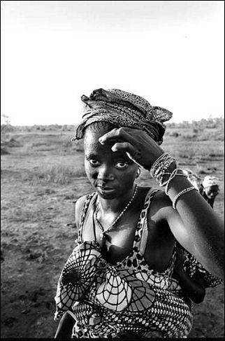 Guinee-Bissau - K-3, zoutwinning