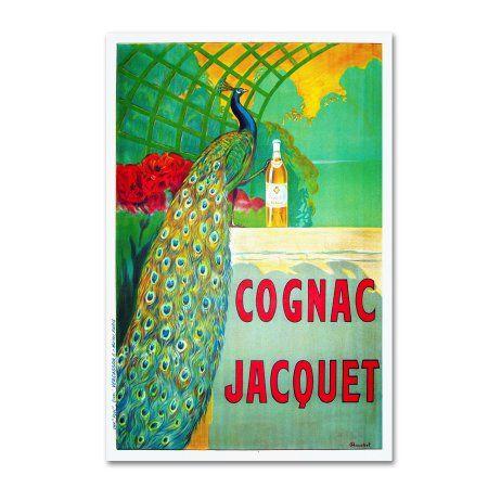 Trademark Fine Art 'Ad 30' Canvas Art by Vintage Lavoie, Size: 30 x 47