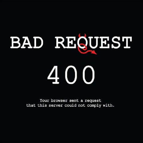 HTTP 400 - Bad Request T-Shirt