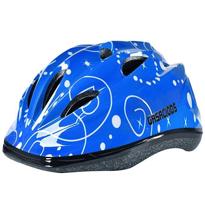 Lightweight Boys Girls Kids Safety Helmet For Cycling Skate Bike 3-8 Years Old