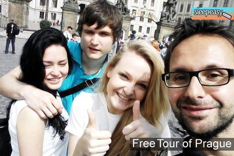 Did you know that we offer the free tours in Prague?  What is the free tour?  2 hours of the city tour. You will discover the magic of Prague with the great guides from the Turisti per Praga agency. At the end of the tour, if you liked it, you will pay to the guide the amount of money you decide.