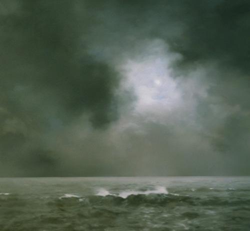 """Gerhard Richter - """"Seestück (Welle)"""" - 1969"""