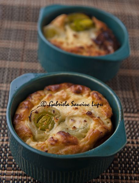 Cheese, Leek, And Herb Souffle Casserole Recipes — Dishmaps