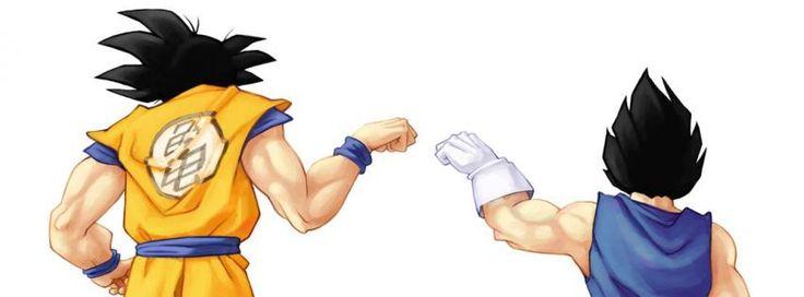 Nueva #Portada Para Tu #Facebook   Goku y Veggeta    http://crearportadas.com/facebook-gratis-online/goku-y-veggeta/  #FacebookCover #CoverPhoto #fbcovers