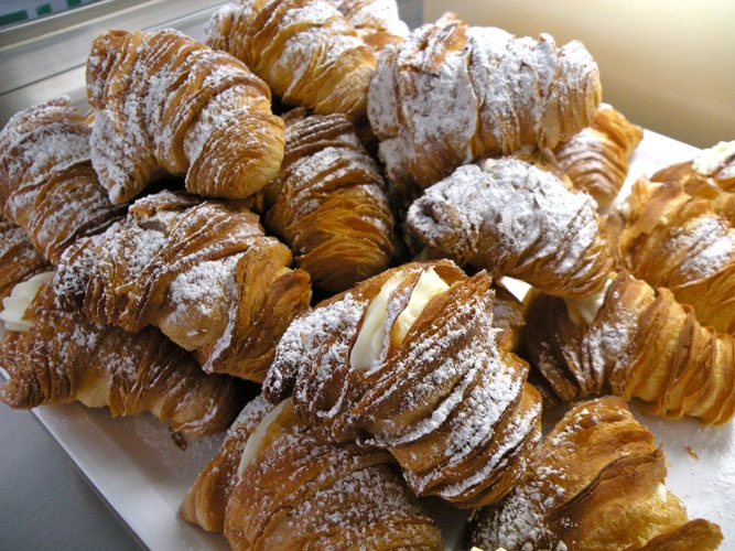 """Code di aragosta alla crema - """"lobster tails"""" with cream"""