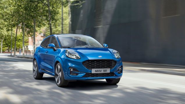 New Puma Ford Puma Ford 2020 Small Backyard Design