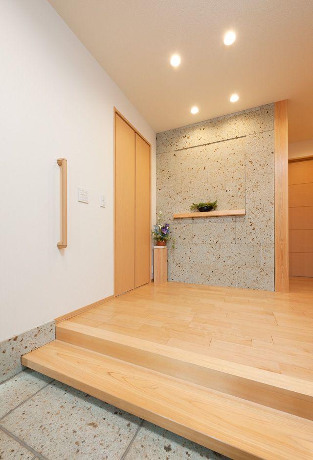 玄関・和室(1F)