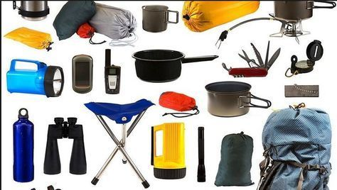 New to camping? Here is a complete camping supplies list of everything you need to go camping safely and comfortably.