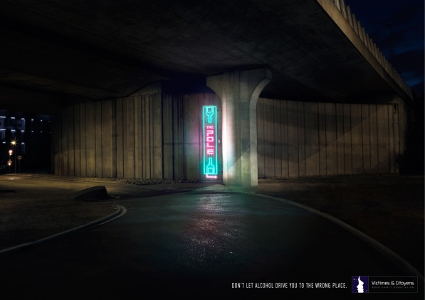 Victimes & Citoyens: Wrong Place – BETC, Paris « ALL IN AD