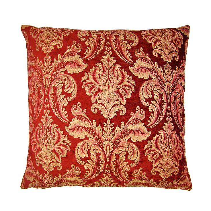 Scarlett Red Cushion Cover | Dunelm