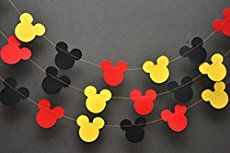 If you love Mickey Mouse then check out these 40+ Mickey Mouse Party Ideas that will give you and your party guests Disney fever!