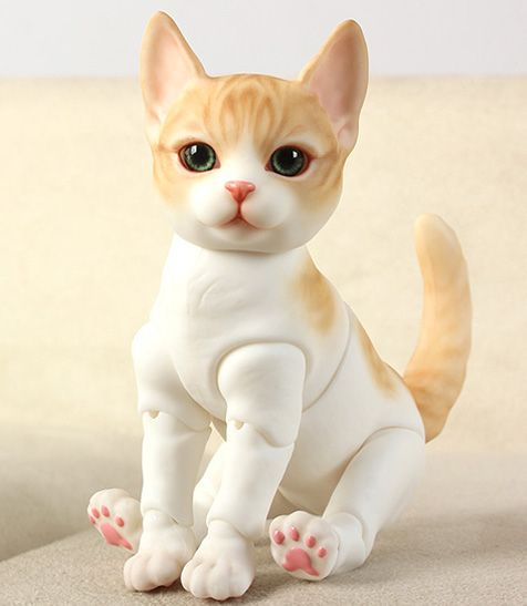 ITEM VIEW : Pet Doll - Cat_Cheesy