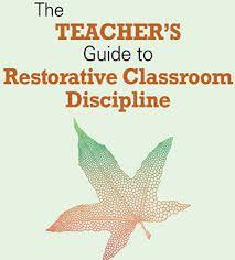 Provides teachers with a framework for understanding and implementing restorative discipline practices. Topics include introducing restorative discipline, the welcoming classroom, peer support, classroom dynamics, group problem solving, bullying prevention, individualized interventions and school-wide behavior expectations.