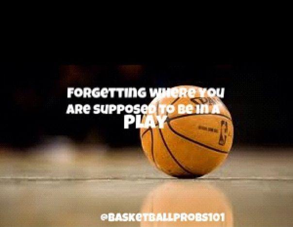 Ich weiß, dann schreit mich jeder an … die ganze Zeit … – Basketball Life …   – Basketball Pictures