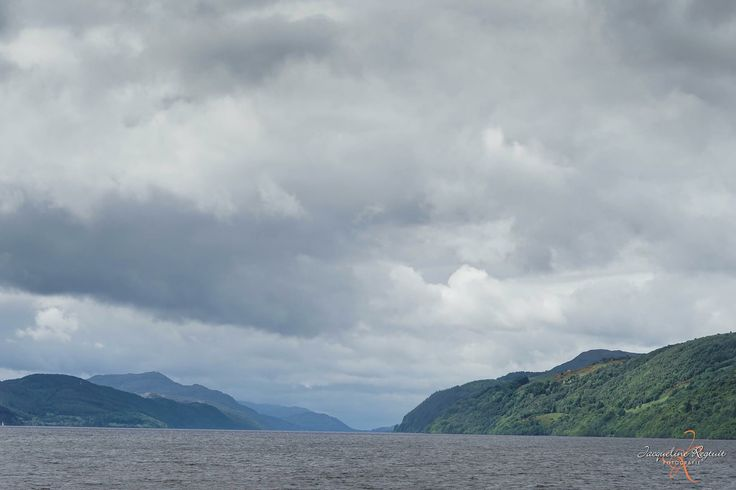 Loch ness , searching for Nessie Scotland