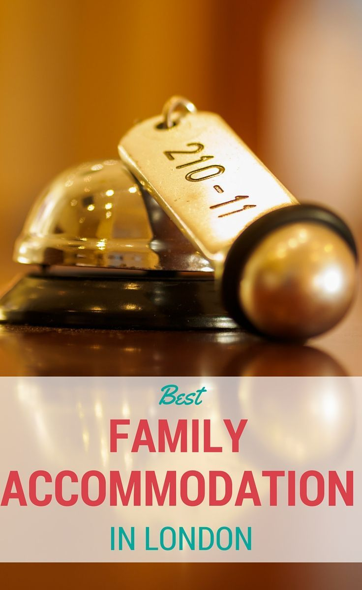 Dreaming about London? Our list of the best family accommodation in London including the best hotels and the best apartments for families. http://www.wheressharon.com/best-family-accommodation/best-family-accommodation-london/