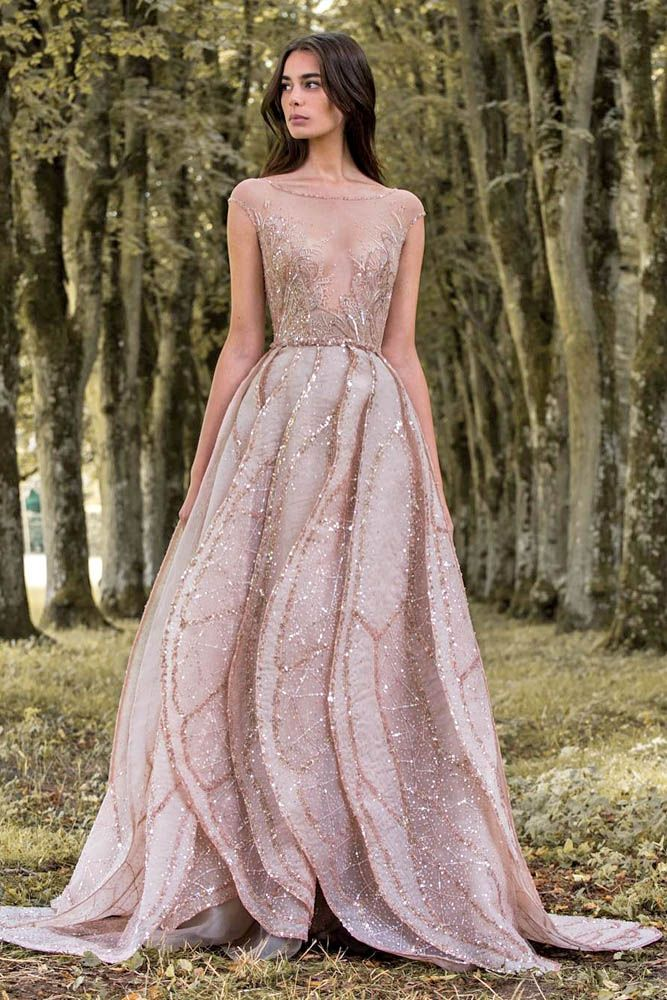 18 Engagement Dresses For Gorgeous Look Gowns і Wedding
