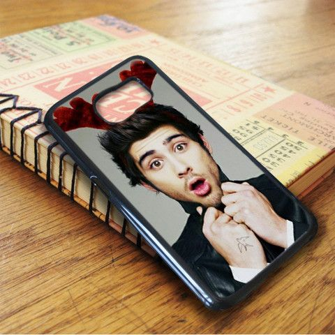 1d Zayn Malik Christmas One Direction Samsung Galaxy S7 Edge Case
