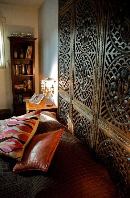 Indonesian wood carvings