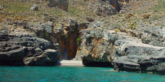 Petrigiari Beach
